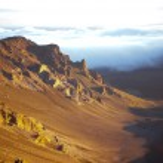 Haleakala Volcano Sunrise — Stock Photo #17365893