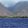 Stock Photo: Maui Shoreline