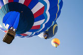2013 Temecula Balloon and Wine Festival — Stock Photo