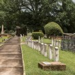 Historic Springwood Cemetery — Stock Photo
