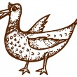 pajarito — Vector de stock  #39793287