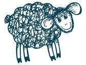 Lamb — Stock Vector