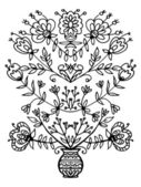 Ukraine ornament — Stock Vector