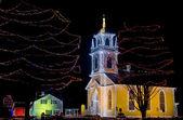 Holiday Church — Stockfoto