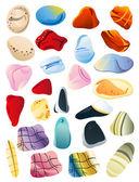石头 — 图库矢量图片
