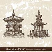 Architecture — Stok Vektör