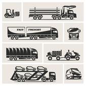 Transporte — Foto Stock