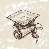 Student — Stockvector