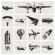 Royalty-Free Stock Vectorielle: Aviation