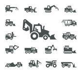 Sprzęt budowlamy — Wektor stockowy