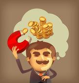 Money. Vector format — Stock Vector