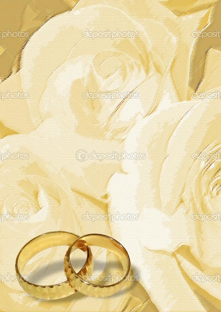 Подложка для фото свадьба