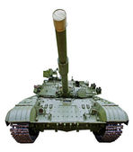 Soviet light tank — Stock Photo