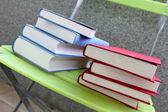 Color books — Fotografia Stock