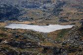 Lake in Rila mountain — Stock Photo