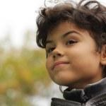 Beautiful boy — Stock Photo #14027361