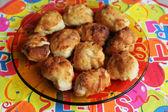 Hausgemachte scones — Stockfoto