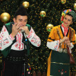 Bulgarian folklore - Stock Photo