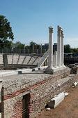 Antiche colonne — Foto Stock