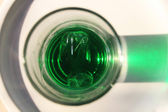 Abstract green — Stock Photo