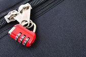 Safety lock — Stock Photo