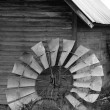 Wind Wheel — Stockfoto