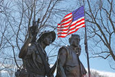Vietnam Veterans Memorial — Stock Photo
