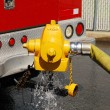 Royalty-Free Stock Photo: Hydrant Testing