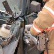 Stock Photo: Vehicle Extrication