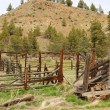 Stock Photo: Old Ranch