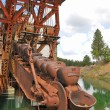 Stock Photo: Supter Dredge