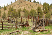 Old Ranch — Stock Photo