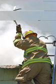 Fire Burn — Stock Photo