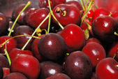 Cherry Pile — Stock Photo