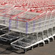 Shopping Carts — Stock Photo #25778215