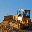 Stock Photo: Basco Dozer