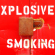 Explosives — Stock Photo #25778573