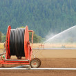 Stock Photo: Irrigation