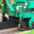 Stock Photo: Asphalt Spreader