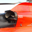 Stock Photo: Helicopter Detail