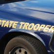 Stock Photo: State Trooper