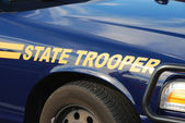 State Trooper — Stock Photo