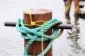 Dock Tie — Zdjęcie stockowe