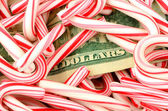 Christmas Money — Stock Photo