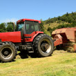Stock Photo: Large Baler