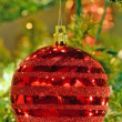 Glass Ornaments — Stock Photo