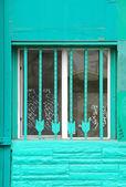 Window Bars — Stock Photo