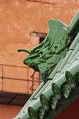 Green Dragon — Stockfoto