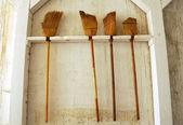 Brooms — Foto Stock
