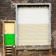 Garage Door — Stock Photo #33162365